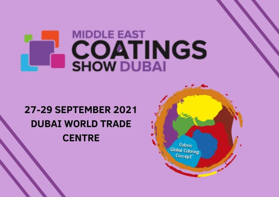 27-29 SEPTEMBER 2021 DUBAI WORLD TRADE CENTRE